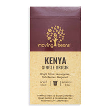 Kenya Single Origin - 10 Biodegradable Nespresso Capsules