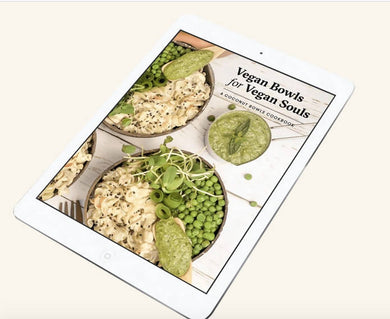 Vegan Bowls E- Book