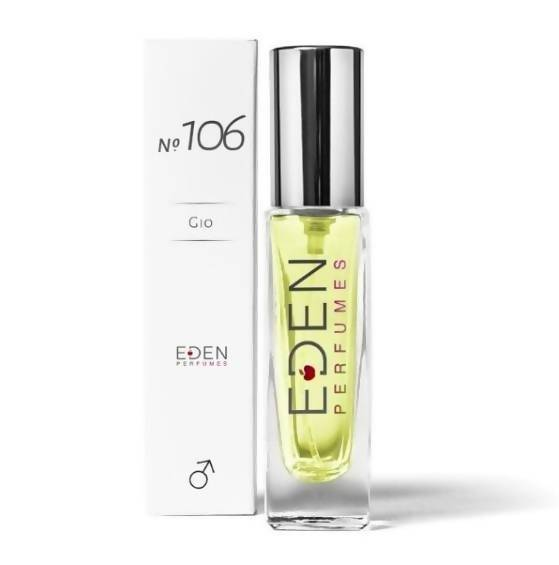 No.106 Gio - Aromatic Aquatic (30ml) Men's