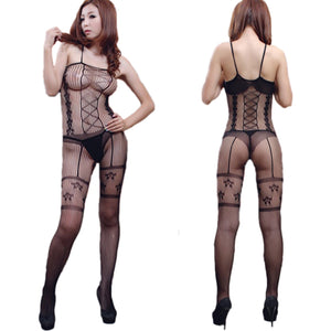 Sexy Lingerie Nightwear Body Stocking