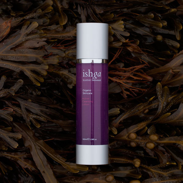 ishga Active Seaweed Cleansing Lotion
