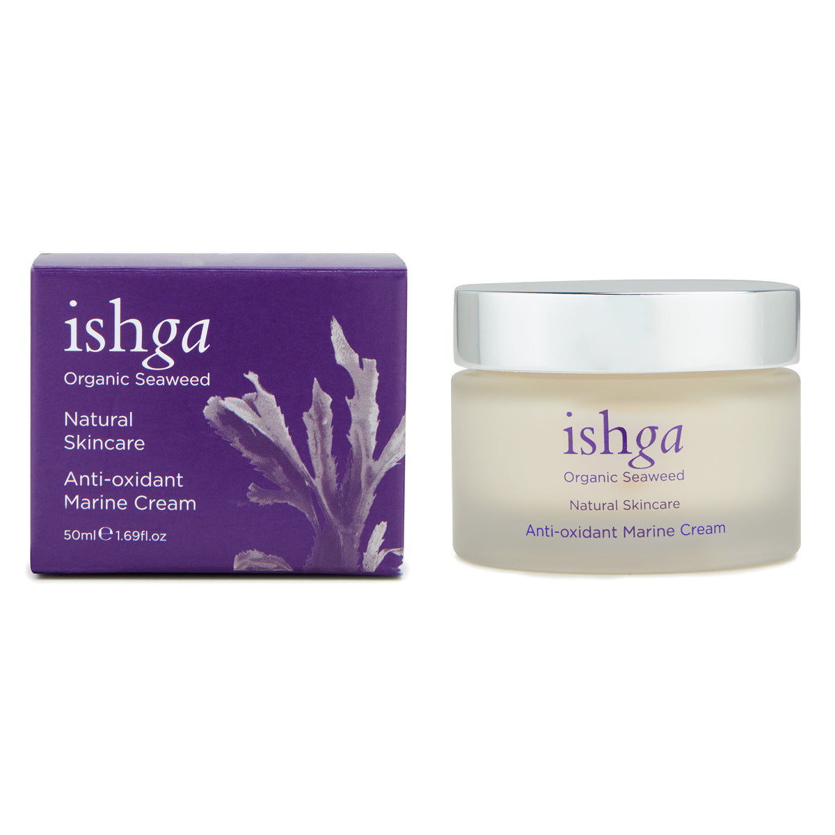 ishga Anti-oxidant Marine Face Cream