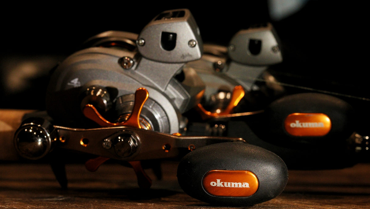 Okuma Cold Water Low Profile Line Counters