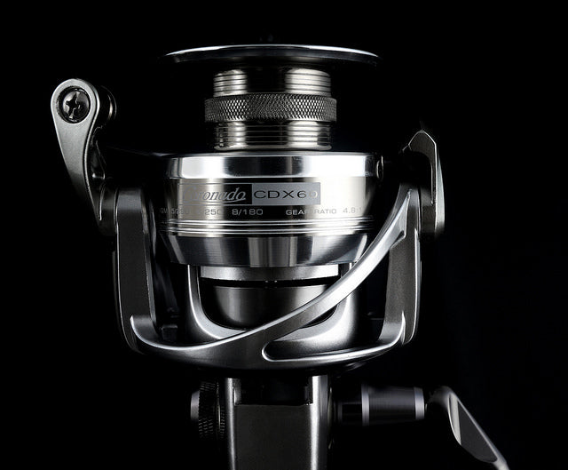 New Coronado CDX Baitfeeder by Okuma