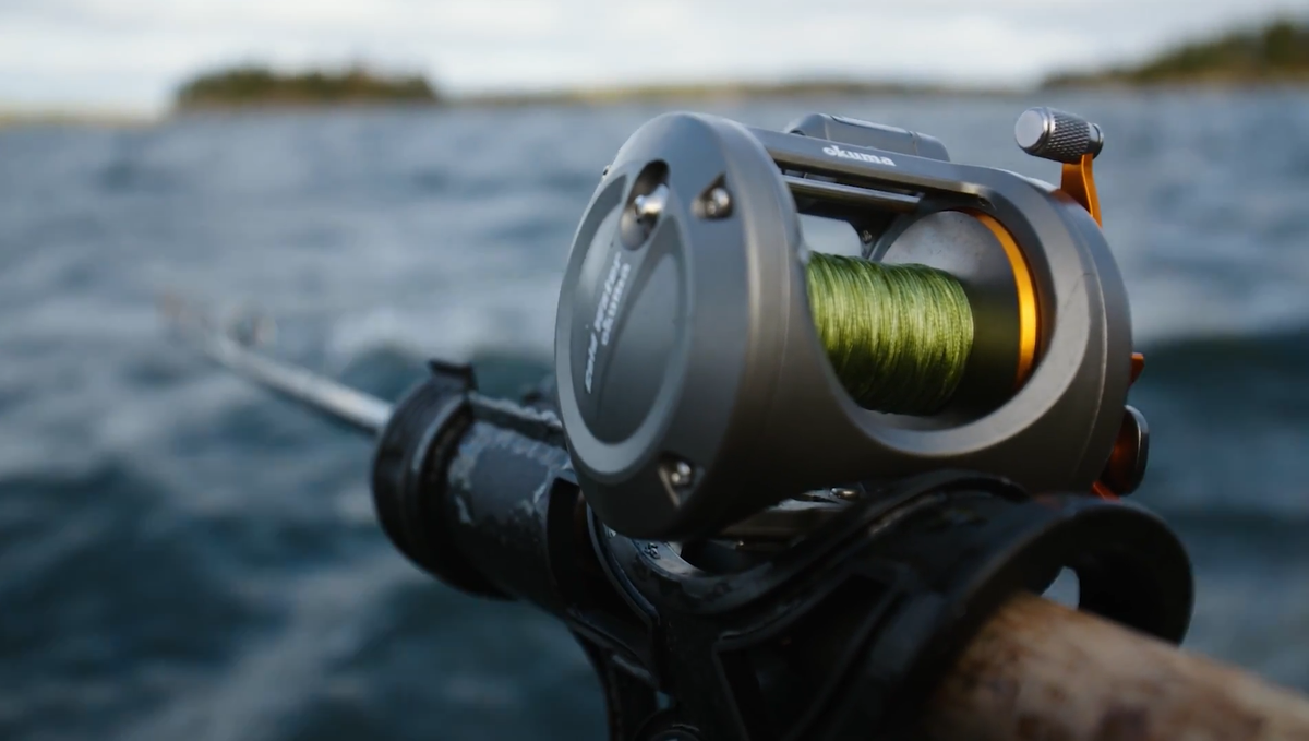 Choosing Your Musky Trolling Set Up