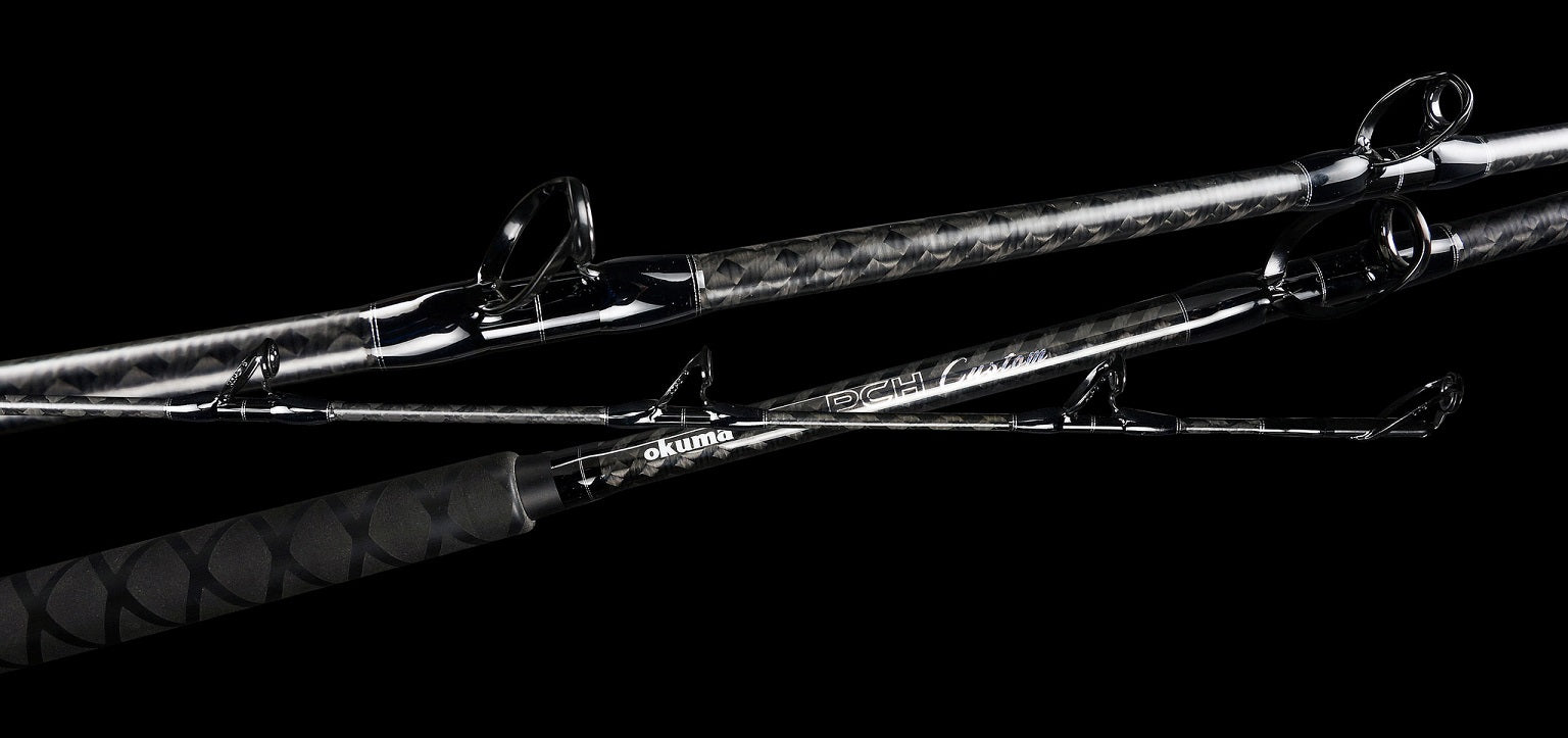 Okuma PCH Rods Built for Battle