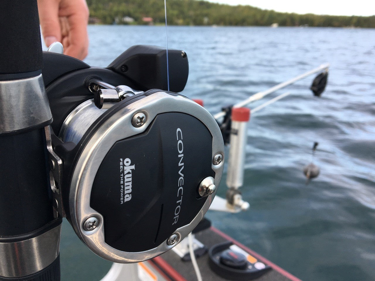 How To Use Your New Line Counter Reel