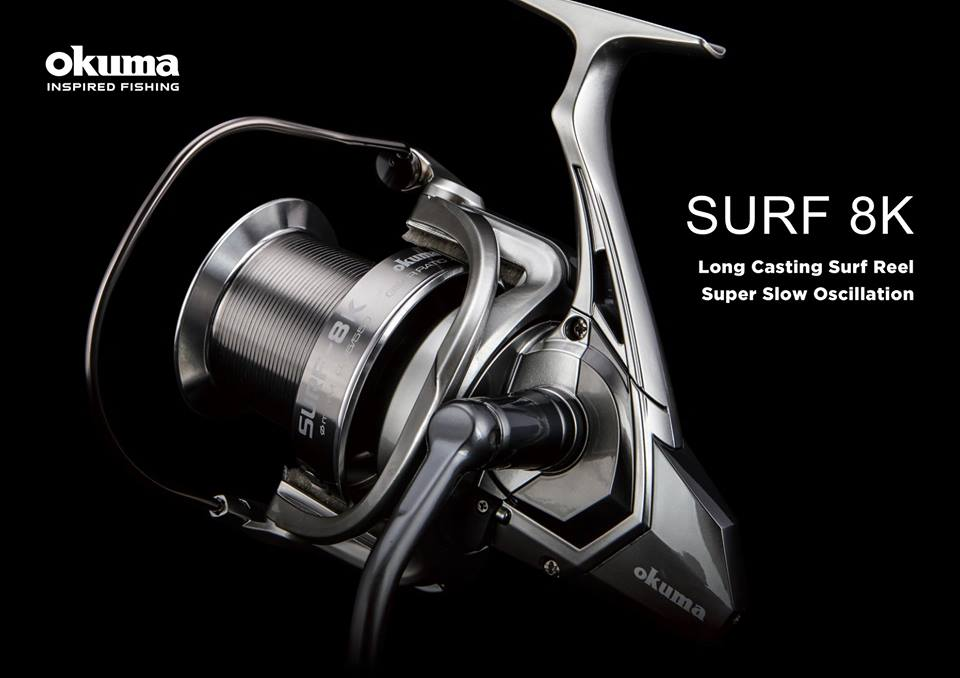 Surf 8K Long Casting Surf Reel