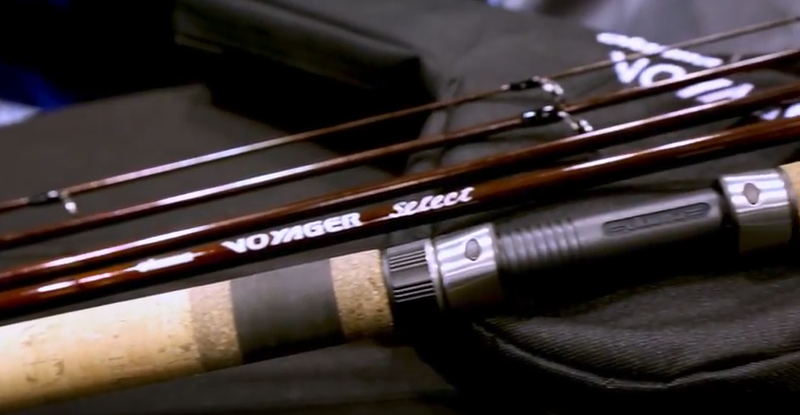 Okuma Voyager Select Travel Rods