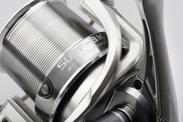 Okuma Surf 8K Long Casting Spinning Reel