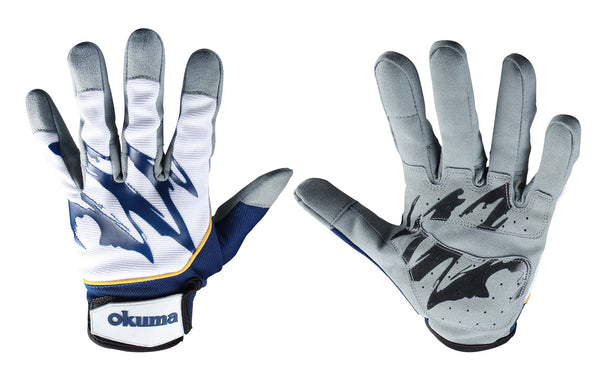 Okuma Full Fishing Gloves