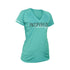 Okuma Ladies V-Neck T-Shirt - Teal