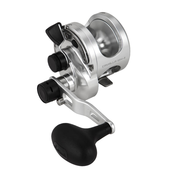Cavalla 2-Speed Lever Drag Reels