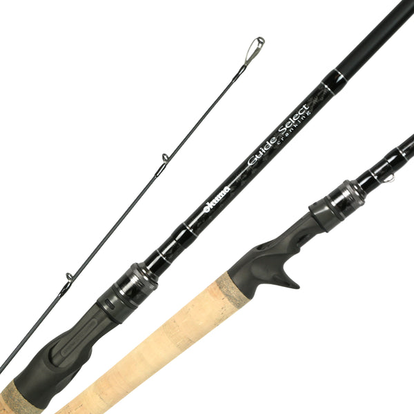 Guide Select Cranking Rods
