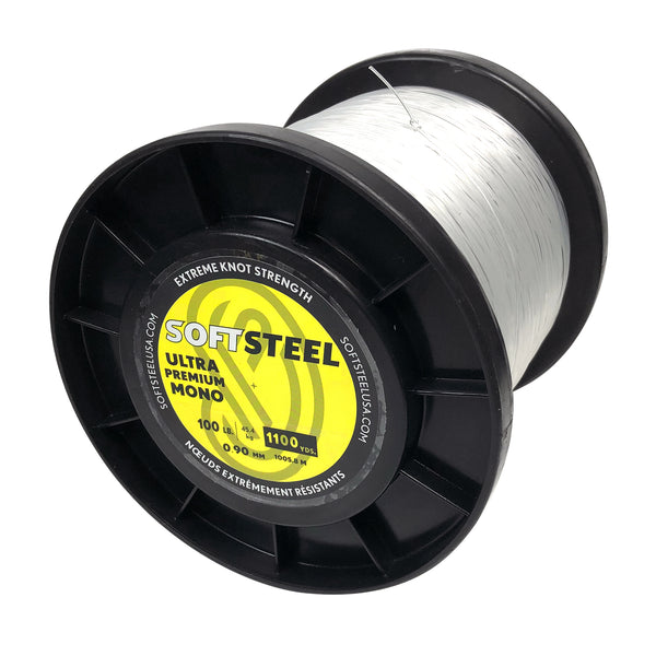 Soft Steel Ultra Premium Monofilament