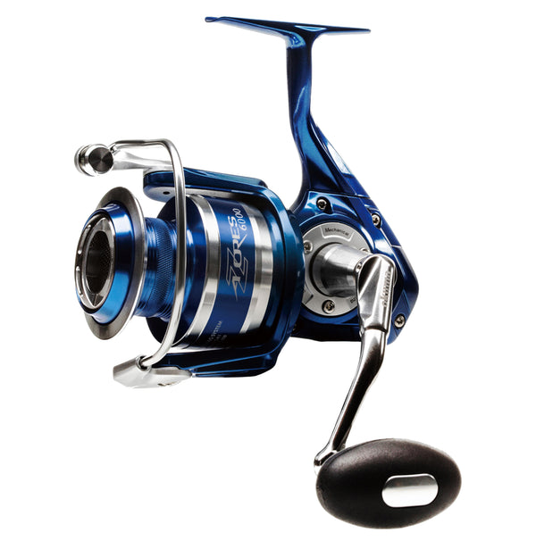 Azores Blue Saltwater Spinning Reels