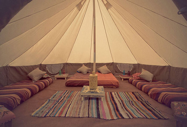 4.5m Protech Bell Tent