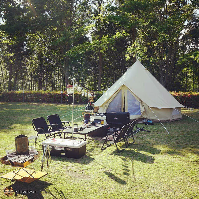 4m Pro Bell Tent