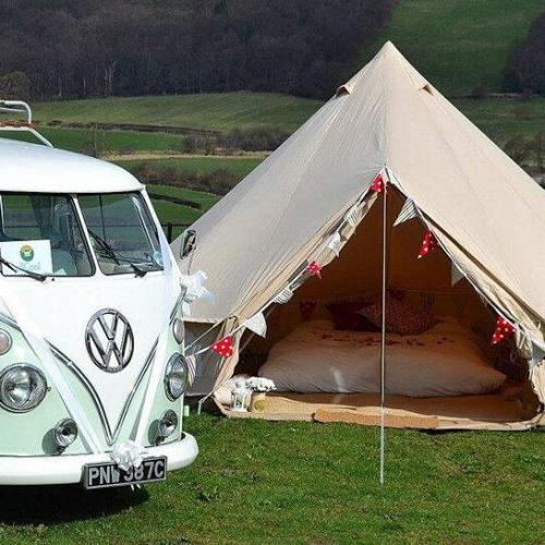 4m Ultimate Bell Tent