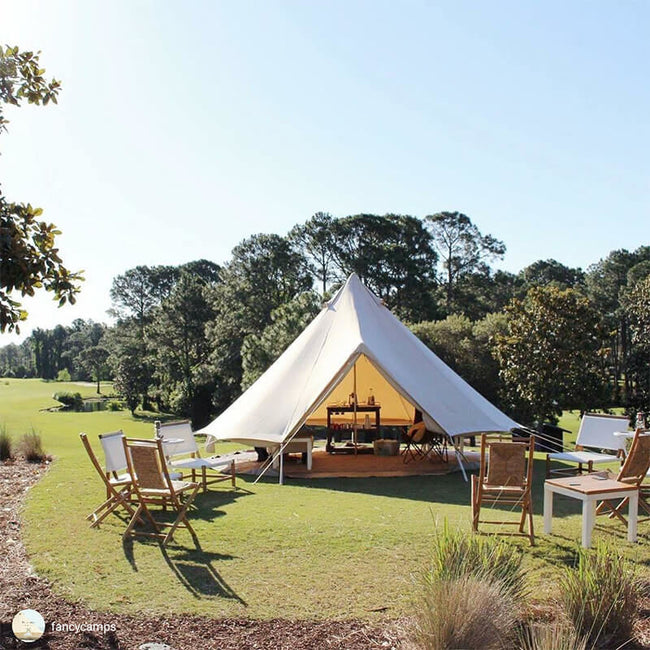 5m Pro Bell Tent