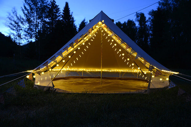 5m Protech Bell Tent