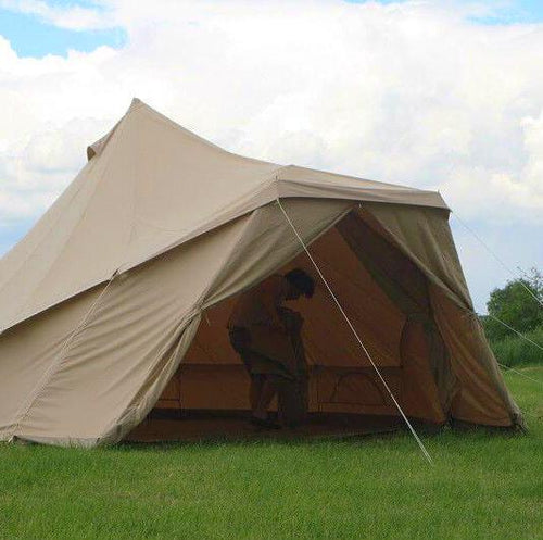 5m Ultimate Living Bell Tent