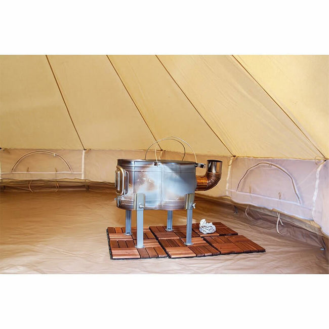 6m Protech Double Door Bell Tent