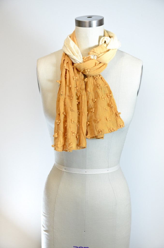 Challah Scarf Knot