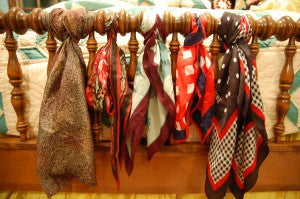 Scarf Cluster