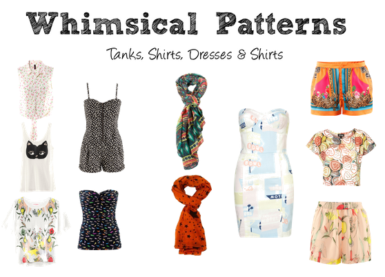 Whimsical Patterns