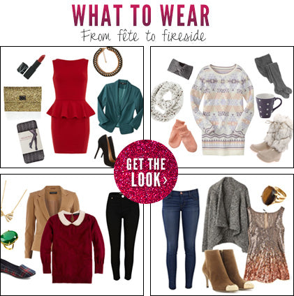 holiday gift guide what to wear