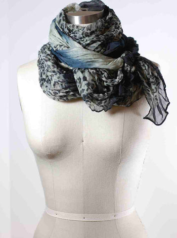 double wrap neck knot