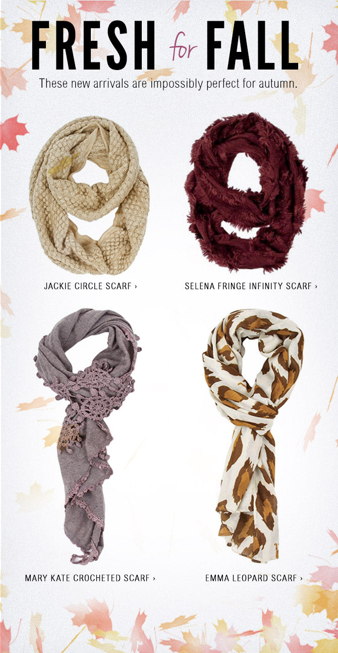 must have scarves