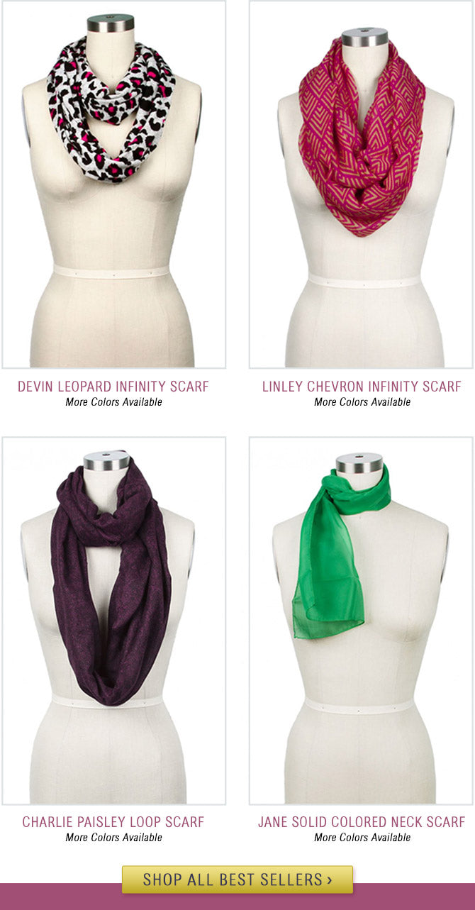 best selling scarves