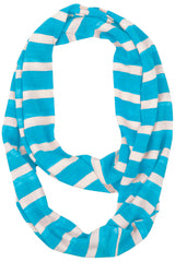 Andie Striped Loop Scarf