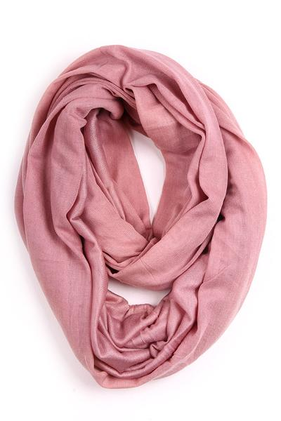 Avery Infinity Scarf Pink