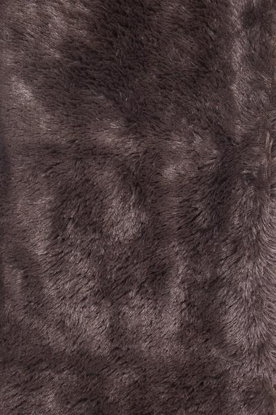 Betty Fur Muffler Brown