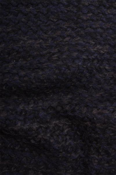 Brenna Winter Scarf Navy