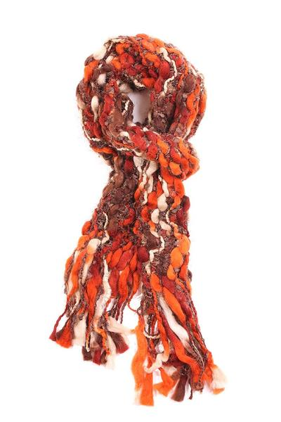 Felicia Chunky Scarf Brown