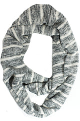 Mia Striped Scarf