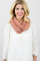 Piper Tweed Infinity Scarf