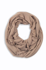 Shirley Soft Jersey Infinity Scarf