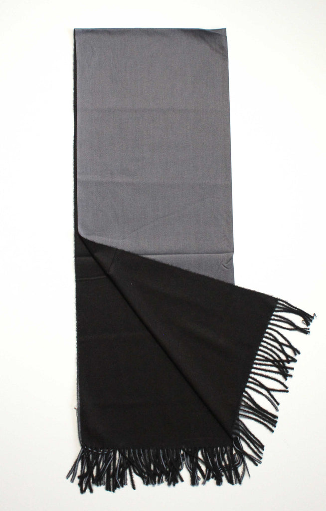 Vera Double Sided Two Tone Scarf