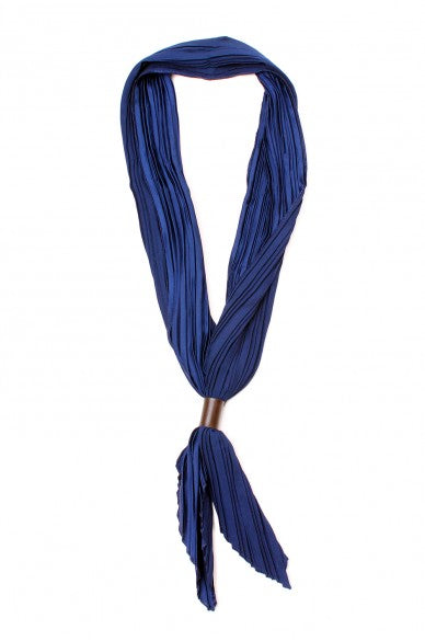 Western Knot Scarf Navy
