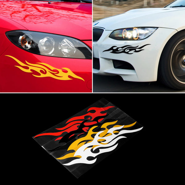 Universal Car Sticker Styling for Engine -Hood -Motorcycle Decal