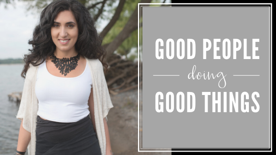 Good people doing good things: Cassandra Ciarallo