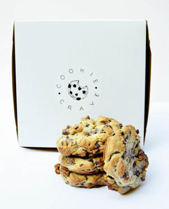 Box of Four Chocolate Chip Cookies