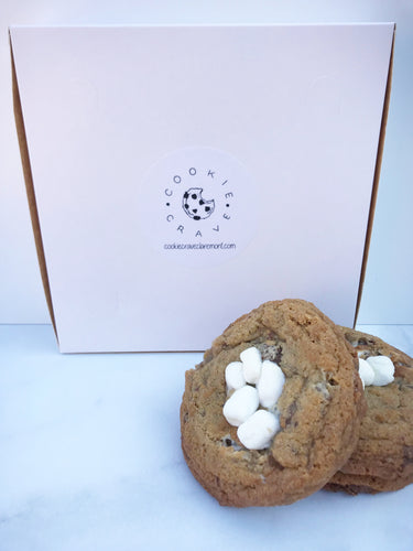 Box of Four S'mores Cookies