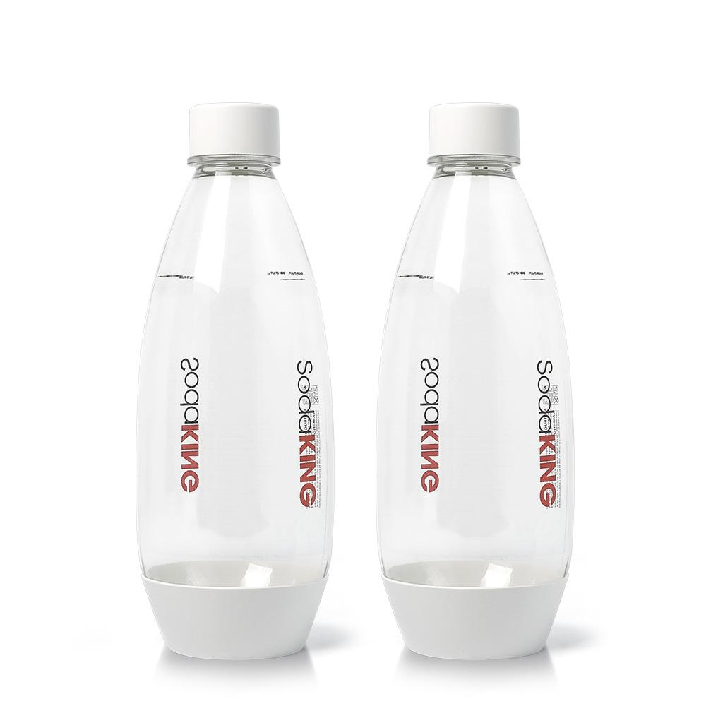 Moderna 1 Litre Twin Pack - White