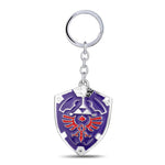 The Legend of Zelda Shield Keychain